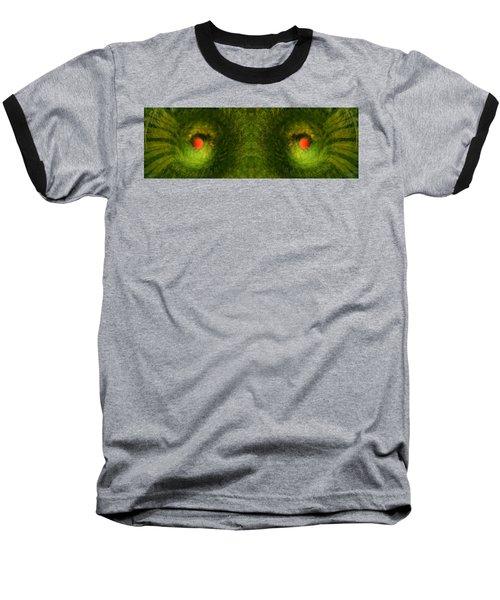 Eyes Of The Garden-2 Baseball T-Shirt
