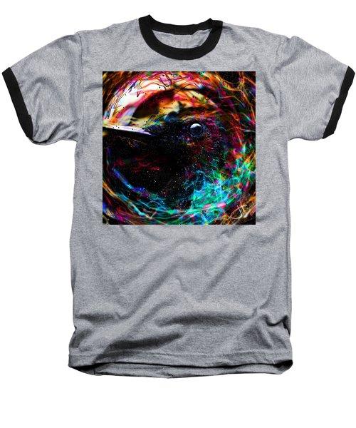 Eyes Of The World Baseball T-Shirt