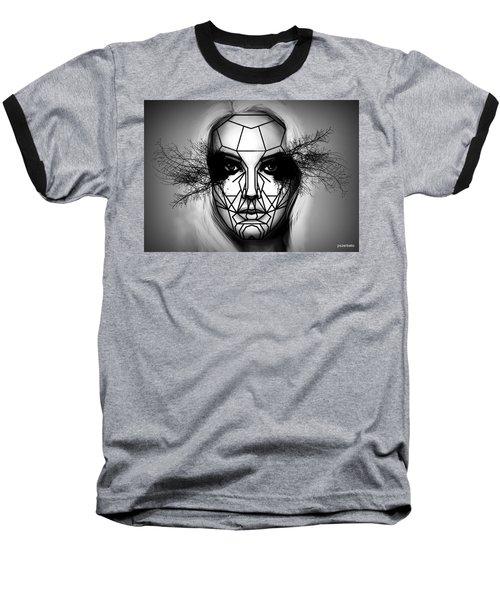 Eyes Tell The Truth Baseball T-Shirt