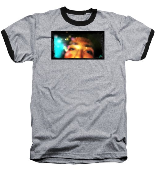 Eyes To The Soul Baseball T-Shirt