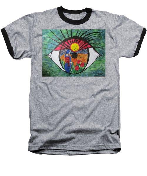 Eyewitness Baseball T-Shirt