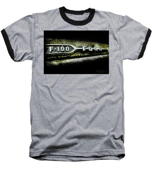 F-100 Ford Baseball T-Shirt