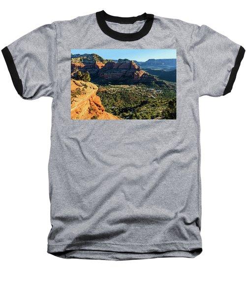 F And B Ridge 07-021 Baseball T-Shirt by Scott McAllister
