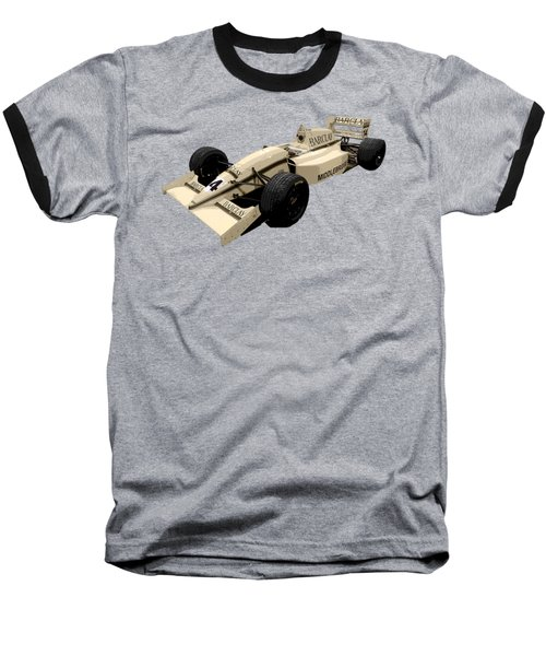 F1 B Racer Art Baseball T-Shirt