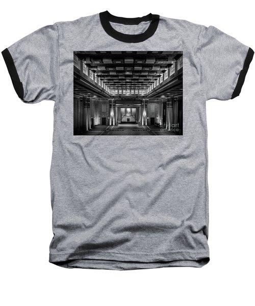Fabulous Fox Theater Atlanta Egyptian Ballroom Baseball T-Shirt