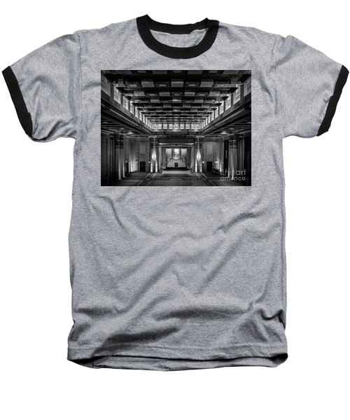 Fabulous Fox Theater Atlanta Egyptian Ballroom Baseball T-Shirt