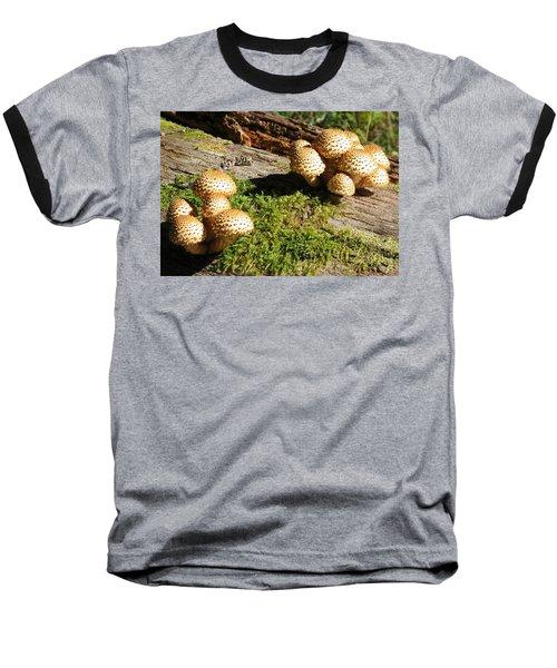 Fabulus Fungi Baseball T-Shirt