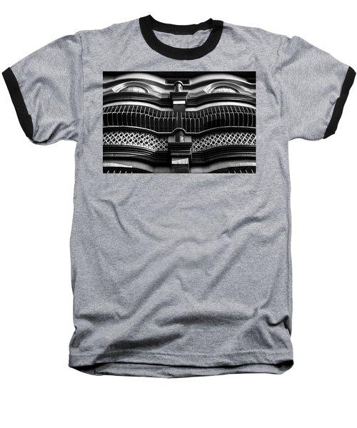 Facade Baseball T-Shirt