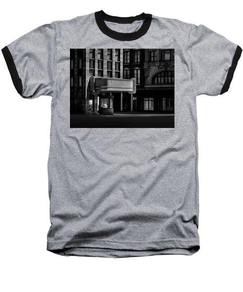 Facades Fade Baseball T-Shirt
