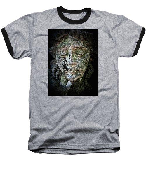 Face Of An Angel 11 Baseball T-Shirt
