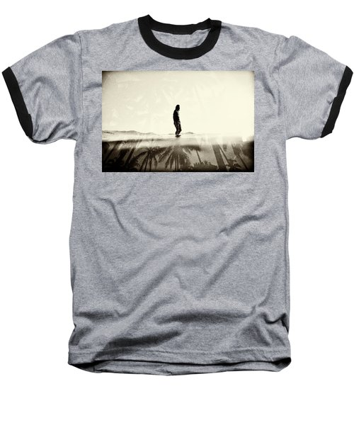 Face The Sun 2 Baseball T-Shirt