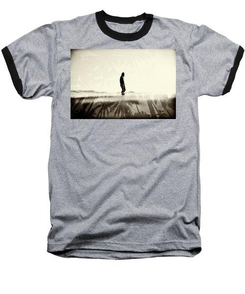 Face The Sun 2 Baseball T-Shirt