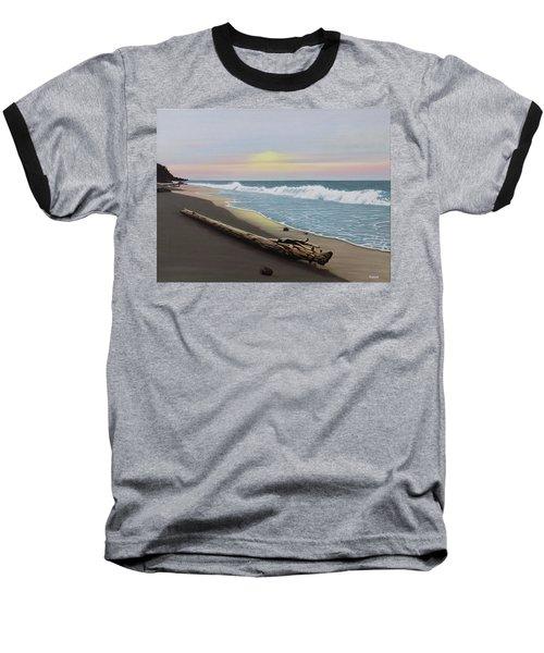 Face To The Morning Baseball T-Shirt