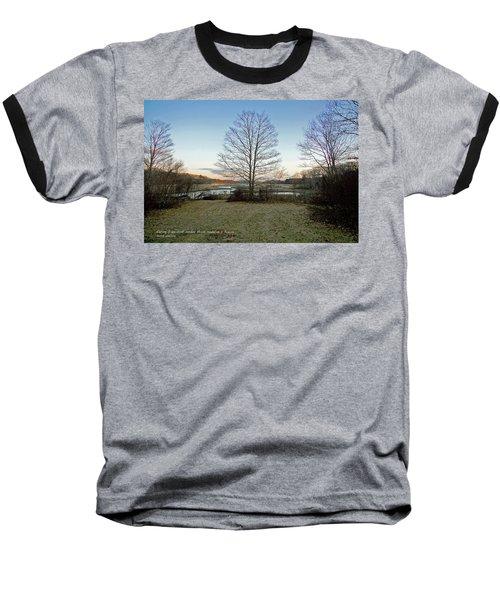 Facing Brave Boat Harbor Baseball T-Shirt