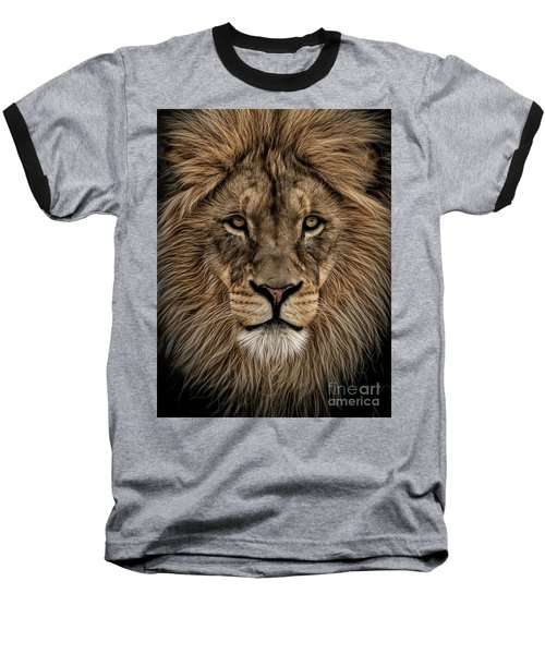 Facing Courage Baseball T-Shirt