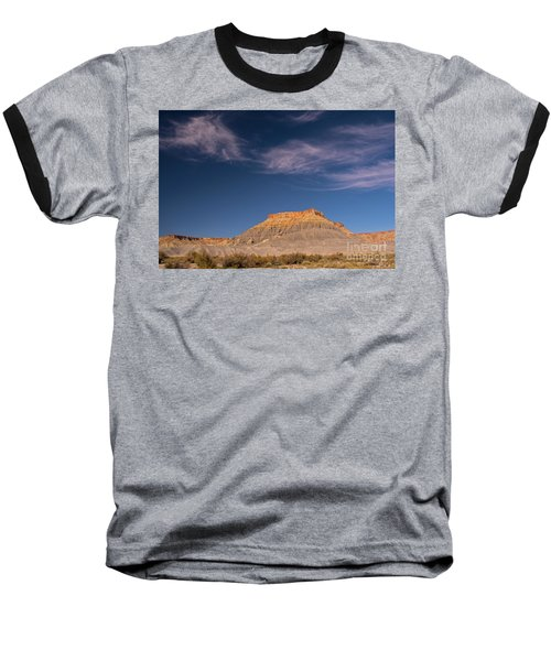 Factory Butte Utah Baseball T-Shirt
