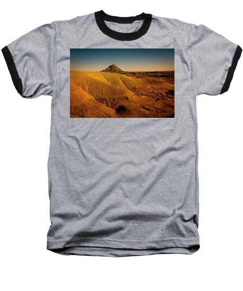 Factory Butte Baseball T-Shirt