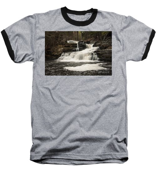 Factory Falls Baseball T-Shirt