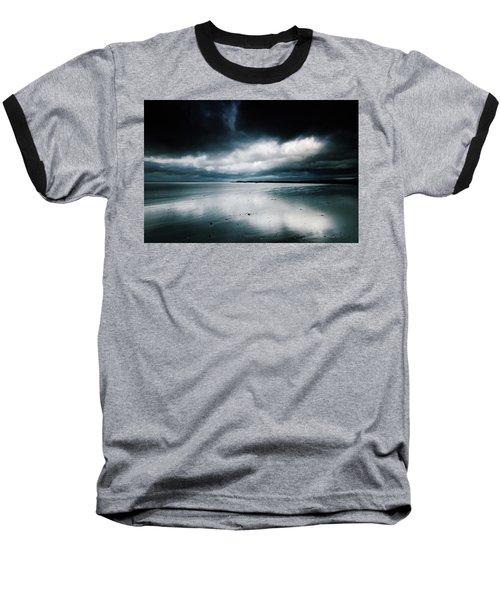 Fade To Black Baseball T-Shirt