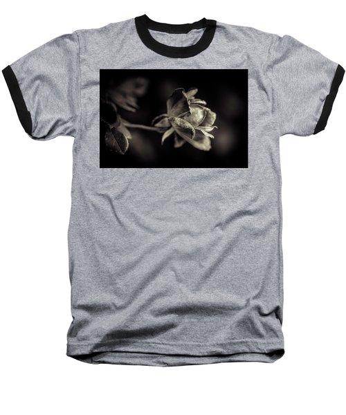 Faded Beauty Baseball T-Shirt