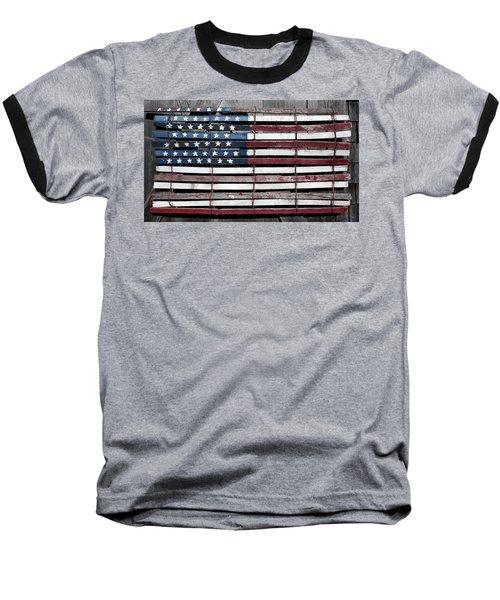 Faded Glory Baseball T-Shirt by Stephen Flint