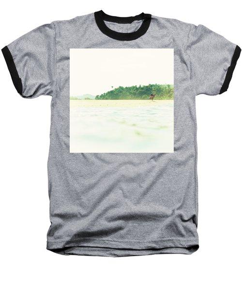 Faded Baseball T-Shirt