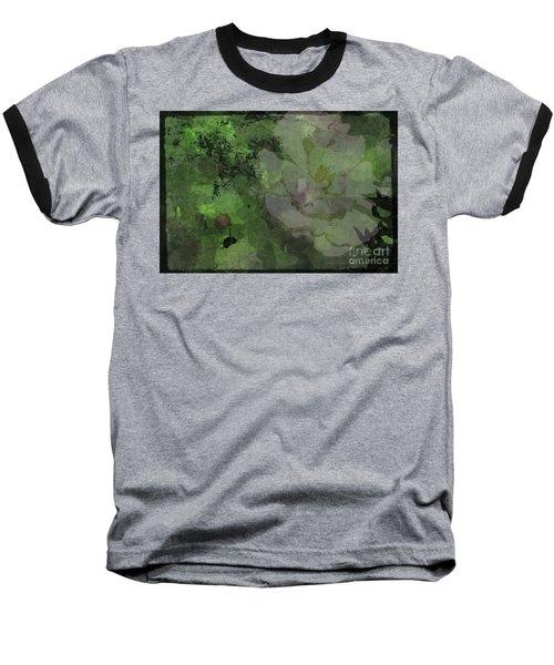 Faded Rose Baseball T-Shirt