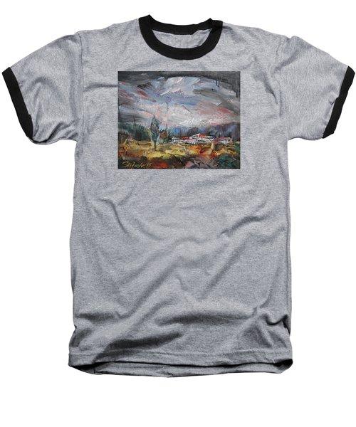 Fading Day IIi Baseball T-Shirt