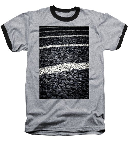 Fading In And Out Baseball T-Shirt