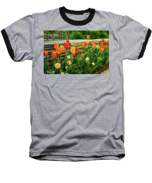 Fading Into The Dream Baseball T-Shirt