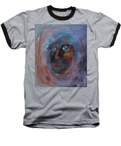 Fading Slowly Baseball T-Shirt