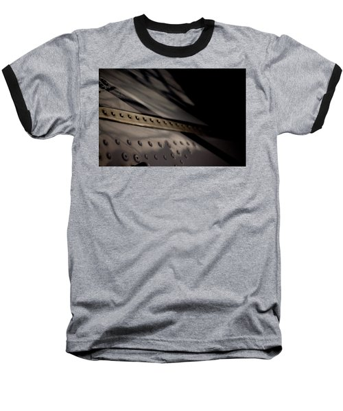 Baseball T-Shirt featuring the photograph Faiding Away by Paul Job