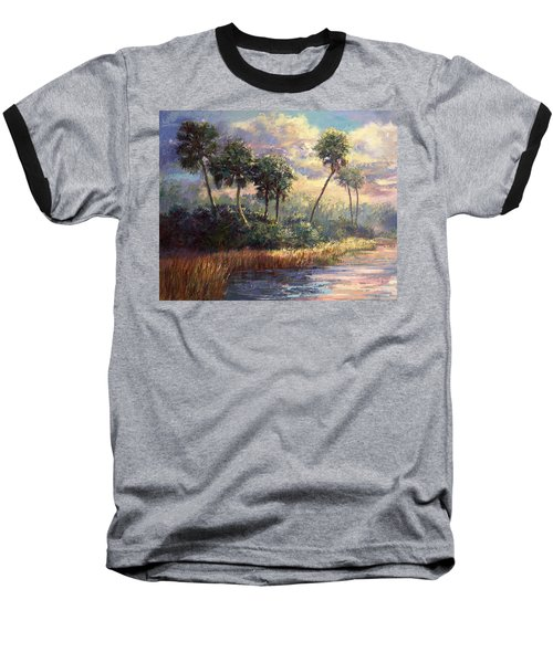 Fairchild Gardens Baseball T-Shirt