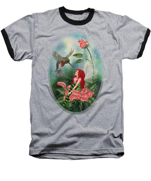 Fairy Dust Baseball T-Shirt