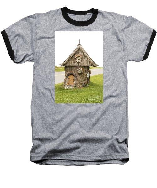 Fairy House In Vermont Baseball T-Shirt
