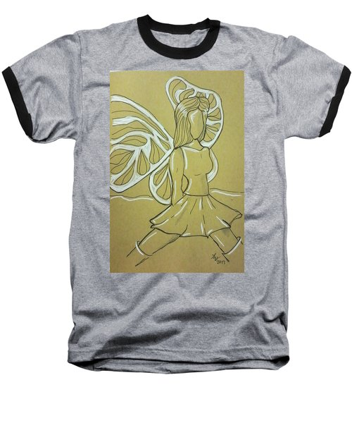 Fairy Baseball T-Shirt
