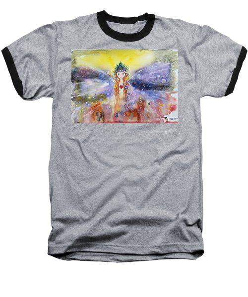 Fairy World Baseball T-Shirt