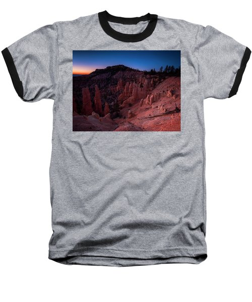 Fairyland Canyon Baseball T-Shirt