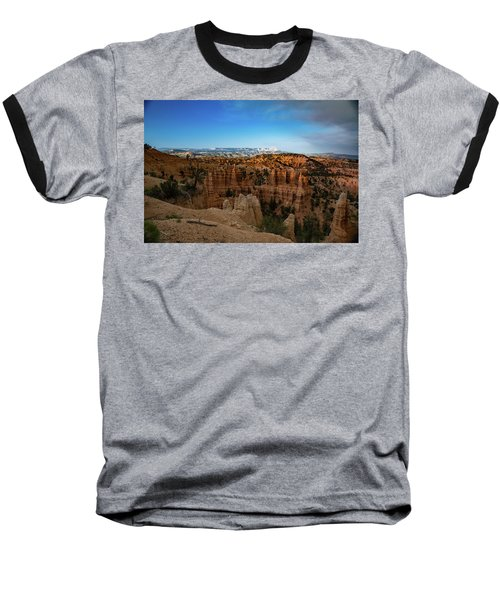 Fairyland Point Baseball T-Shirt