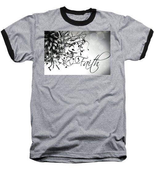 Faith Baseball T-Shirt