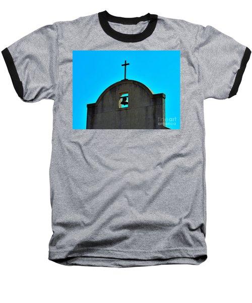 Baseball T-Shirt featuring the photograph Faith by Ray Shrewsberry