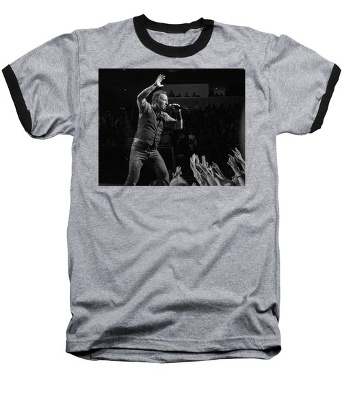 Faith Will Be Rewarded Baseball T-Shirt