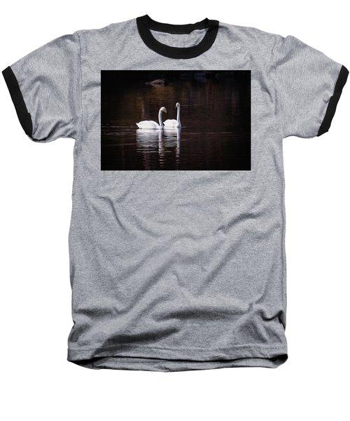 Faithfulness Baseball T-Shirt by Ari Salmela
