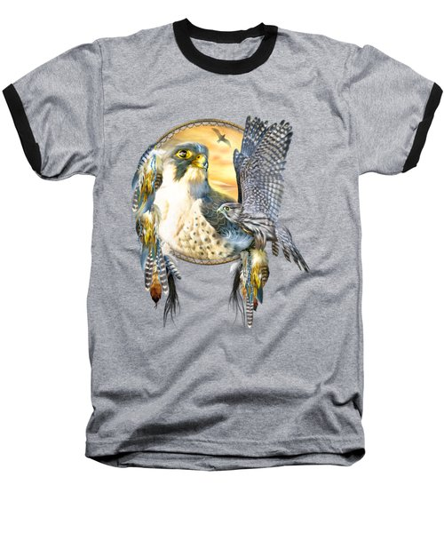 Falcon Dreams Baseball T-Shirt
