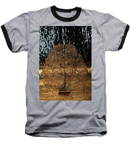 Fall At Door Baseball T-Shirt