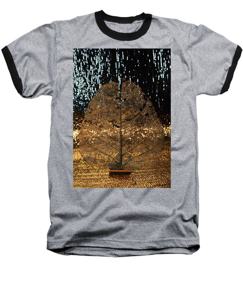 Fall At Door Baseball T-Shirt