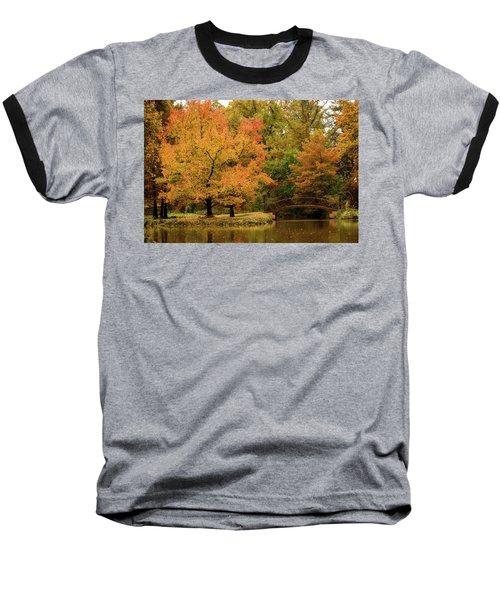 Fall At The Arboretum Baseball T-Shirt