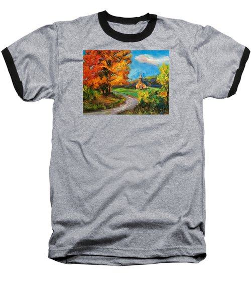 Fall Church Baseball T-Shirt