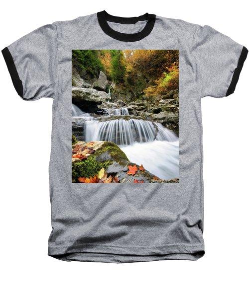 Fall Color Bash Baseball T-Shirt