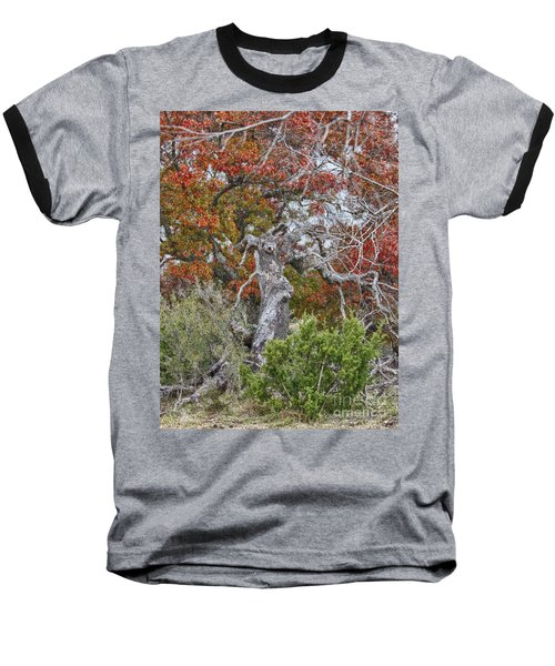 Fall Colors Once Again Baseball T-Shirt
